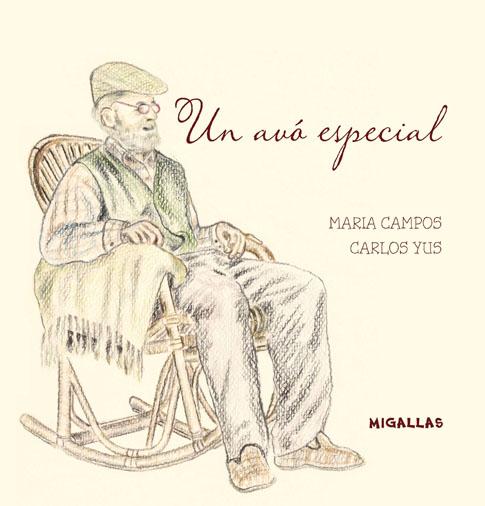 Portada do libro Un avó especial