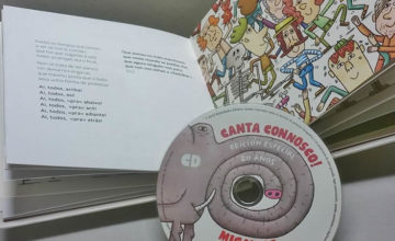 Canta connosco! mellor Libro ilustrado na Gala do Libro Galego