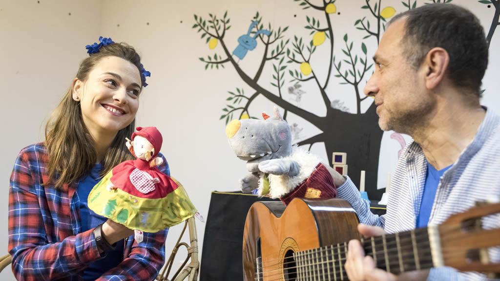 Contacontos Bea Campos- Migallas Teatro