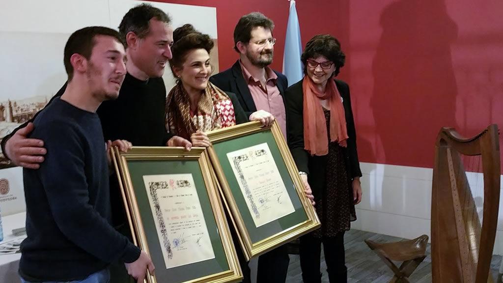 Migallas premio Xoan Manuel Pintos