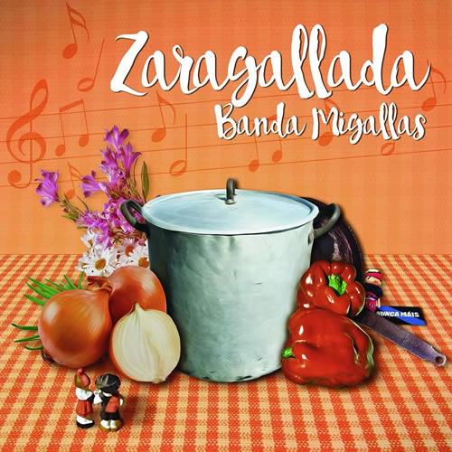 Portada Zaragallada Banda Migallas Teatro